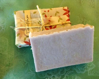 All Natural Rosemary Handmade Soap - 2 Bars