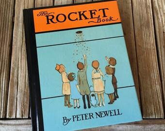 Vintage Book Titled The Rocket Book