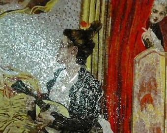 Mosaic Art - Frederick the Great