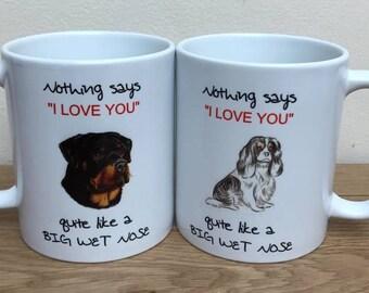Personalised Mug, Pet, Animal,Gift, Custom Made,