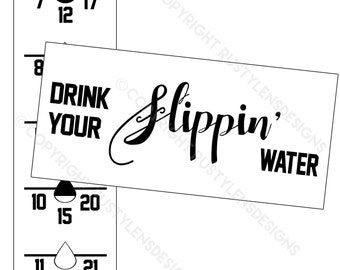 Flippin Water Digital File