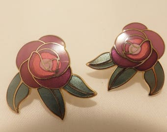 Laurel Birch Desert Rose Post Style Earrings