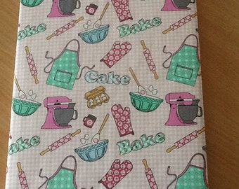 Book cover for notebook or diary
