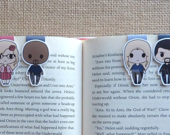 Magnetic Bookmarks • The BAU