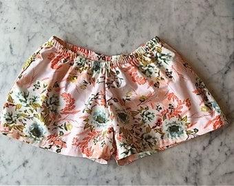 Bridesmaid Boxer Shorts. Bridesmaid Pajama Set.  Bridesmaids PJ set.  Bridesmaids Pajamas.  Bridesmaids PJS. Boxer Shorts. Pajamas. PJS.