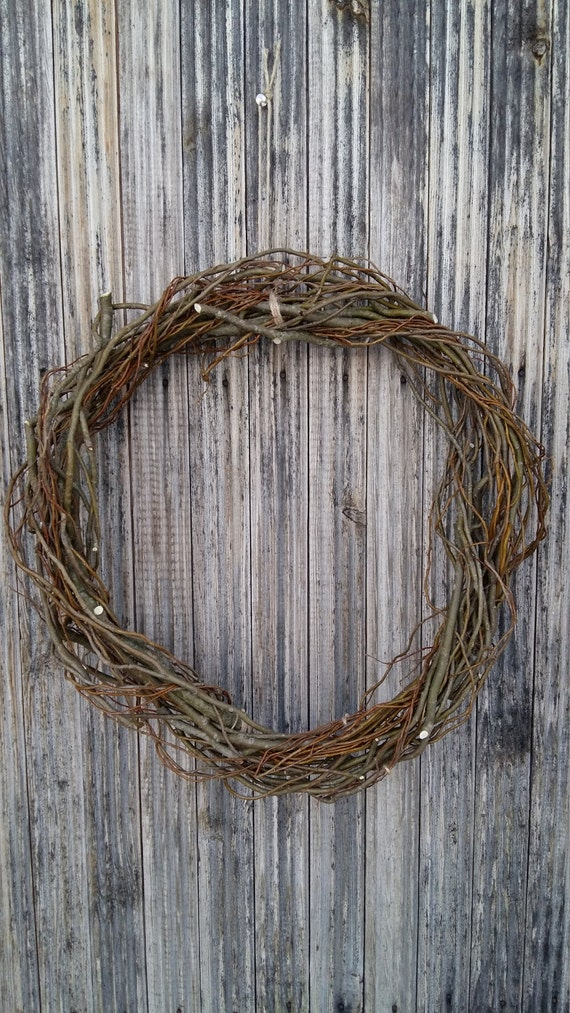 Curly willow wreath hoop natural twisted willow tree twigs for A decoration that is twisted intertwined or curled