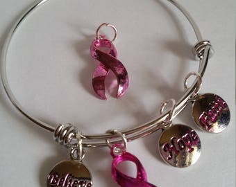 Awareness Expandable Bracelet