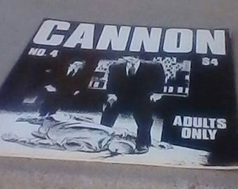 Cannon No.4/Adult Only