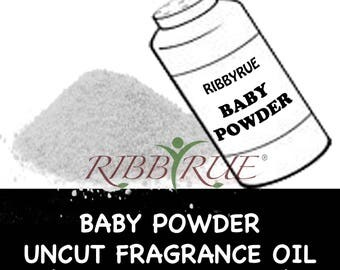 Pure Baby Powder Uncut Fragrance Oil - FREE SHIPPING SHIP