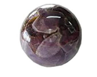 WholesaleGemShop - Amethyst ball - gemstone sphere - 49 mm - 160 gm. with Free Shipping