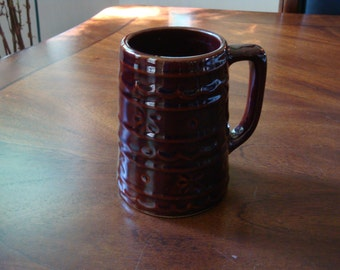 Marcrest MCR2 DAISY & DOT Colorado Brown Tankard/Mug!
