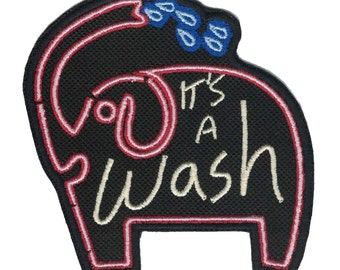 It's a Wash Steven Universe Embroidered Patch Iron on Applique
