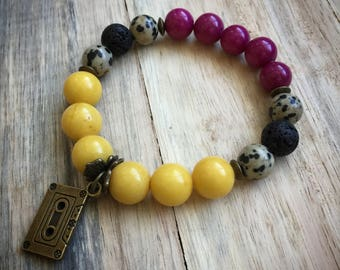 Walking on Sunshine~ Essential oil bracelet