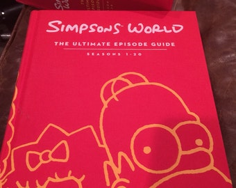 Ultimate Simpsons Guide Seasons 1-20