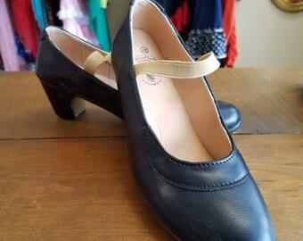 Flamenco Shoes Size 7