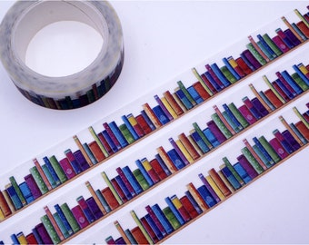 SALE!!Books Washi Tape/Japanese Washi Tape / Deco tape TZ1573