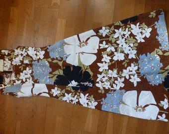 vintage 50's floral dresses