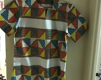Men's african shirt