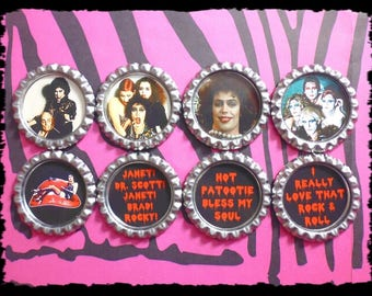 The Rocky Horror Picture Show Magnets