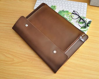 Leather Macbook 12inch Sleeve New Macbook Case 12inch,2016 Macbook Pro Cover Leather Fortfolio Case,15Inch Macbook Pro Case Leather Cover110