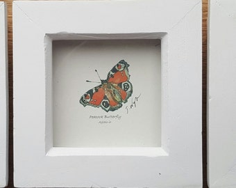 Set of 3 Miniature Framed Prints