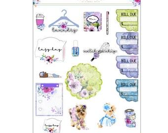 Lavender Fields Sampler