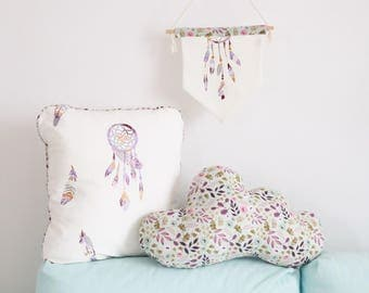 Cushion 40x40cm dream catcher