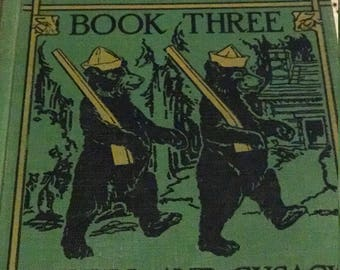 """1929  The ChilDren's Own Reading """"Pennell and Cusack"""""""