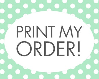 PRINTING - Set of 20 Invitations or Cards + Envelopes