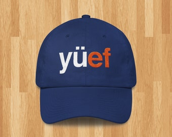 Phonetic Florida (UF) Embroidered Baseball Cap