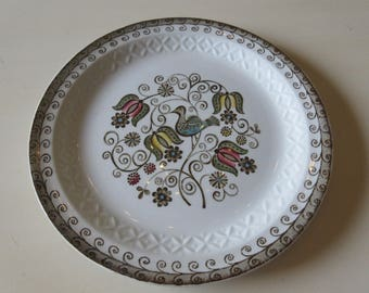 ENGLAND STAFFORDSHIRE PARTRIDGE Plate