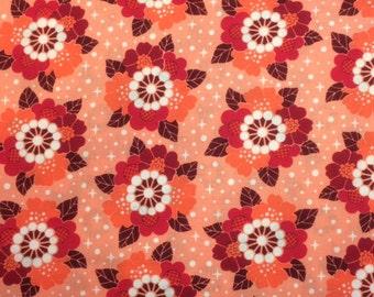 Robert Kaufman RHODA RUTH (Petal) 100% Cotton Premium Quilt Fabric - Per 1/2 Yard