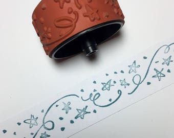 Stampin Around Star Studded Wheel by Stampin Up