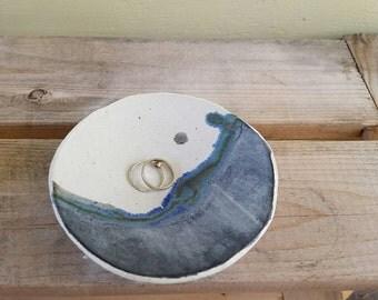 Round Dish - Handmade Ceramic