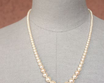 1930's Beads Necklace