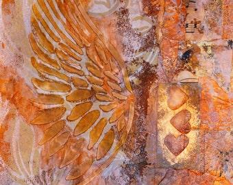 Angel Wing Uriel
