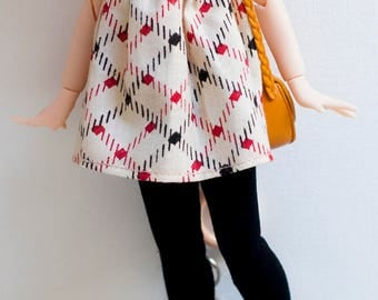blythe simple dress + leggings