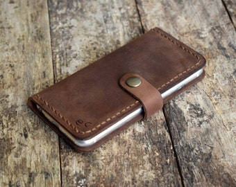 iphone 5 wallet case leather iphone 5 case leather iphone 5 leather case iphone 5s wallet case iphone 5s card case iphone 5s case book brown