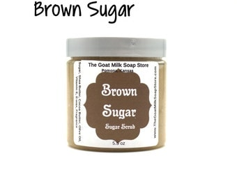 Brown Sugar Sugar Scrub