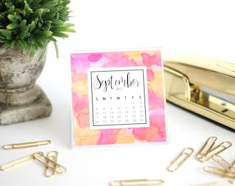 Teacher Calendar | Teacher Appreciation Gift | Teacher End of Year Gift | Gift for Teacher | Preschool Teacher Gift | Teacher Thank You Gift