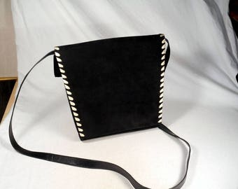 fabulous vintage CHARLES JOURDAN bag pouch purse perfect condition!