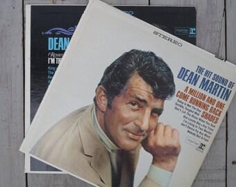 Dean Martin - Set of 4 Albums