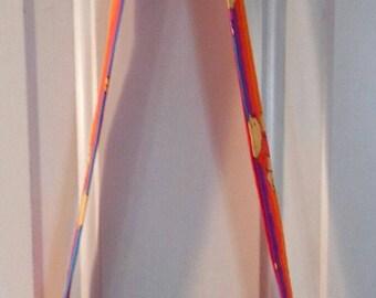 Ladies Purse Small Shoulder Bag Handbag Pocketbook Rainbow WINNIE THE POOH and Piglet Too!!  SB46