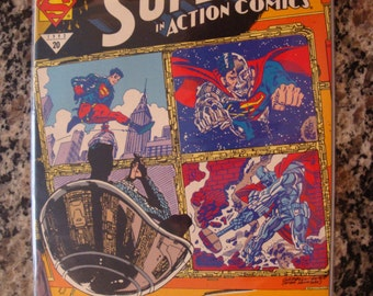 Superman in Action Comics Issue 689 Comic Book
