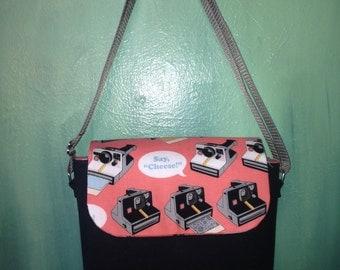 Polaroid purse