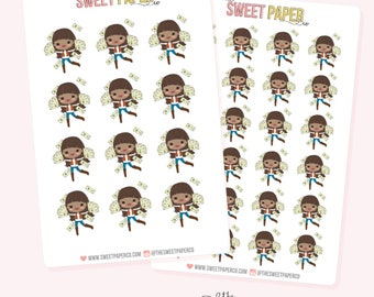 PAYDAY Planner Stickers - Staci