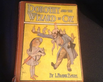 Dorothy and the Wizard of Oz, Reilly and Lee Publishers, 1920s