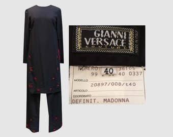 Madonna Owned Ensemble by Versace