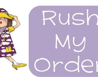 Rush My Order, Hiccupsandjuice