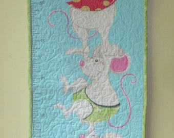 Quilted Mouse Growth Chart
